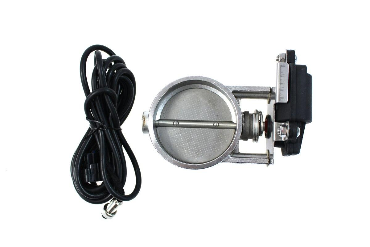 Przepustnica wydechu elektryczna PRO 70mm - GRUBYGARAGE - Sklep Tuningowy